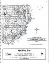 Map Image 028, Clinton County 1990
